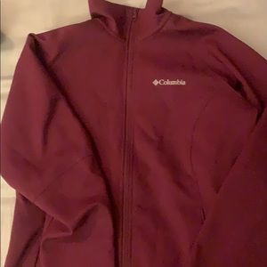 Women Columbia jacket, size small
